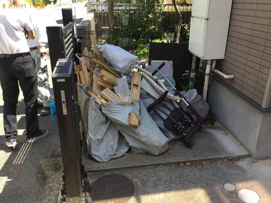【志摩市】自転車、マットレス、ドア等の回収・処分ご依頼