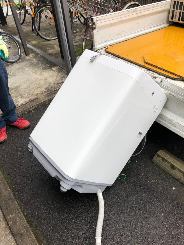 【伊勢市】洗濯機の回収・処分ご依頼 お客様の声