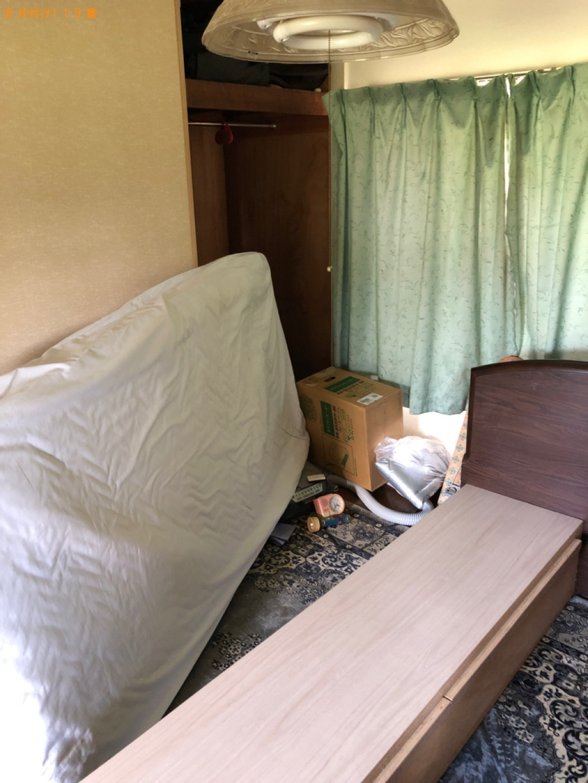 【伊勢市】冷蔵庫、洗濯機、タンス、食器棚の回収・処分ご依頼