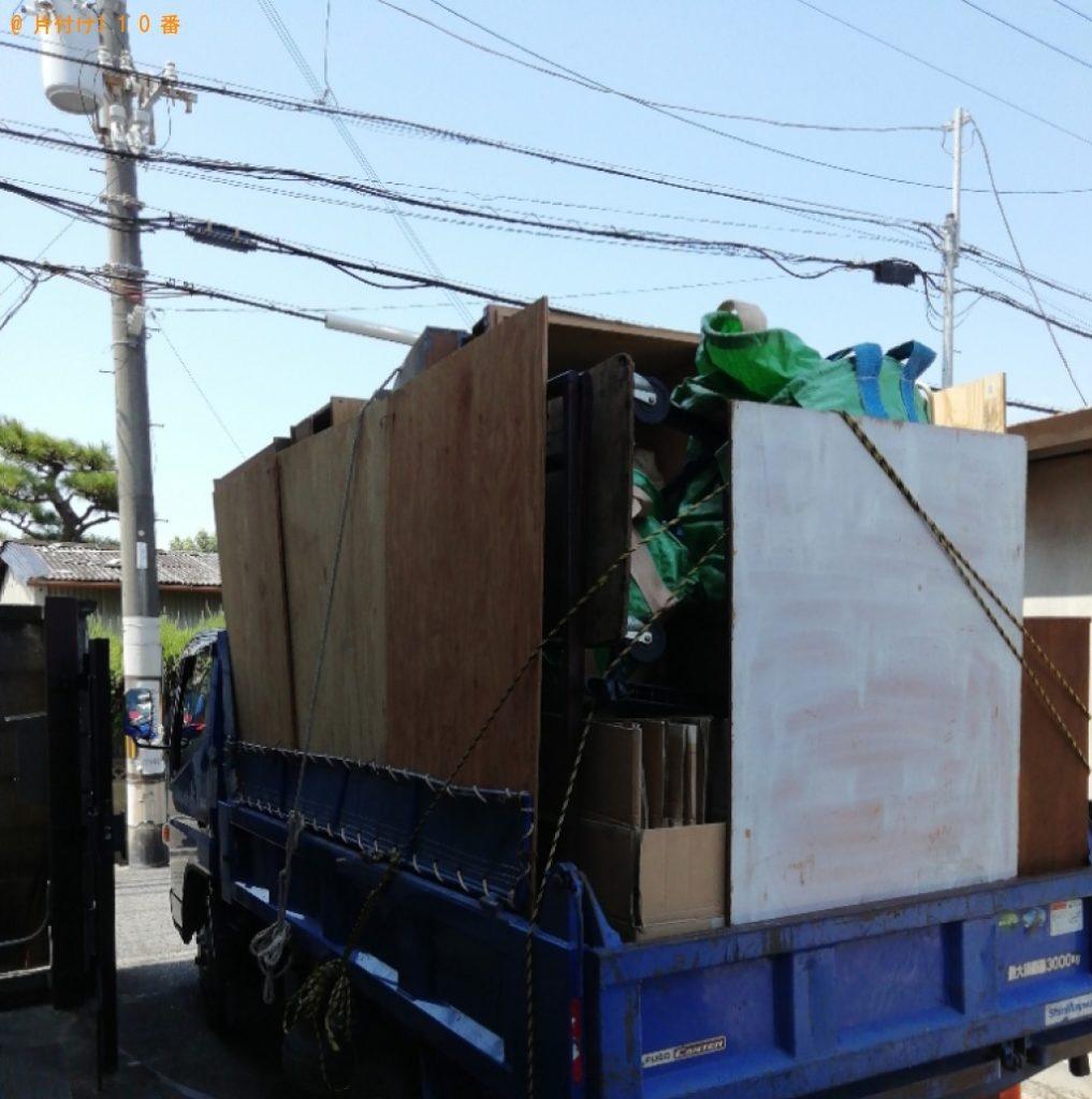 タンス、ハンガーラック、布団等の回収・処分ご依頼