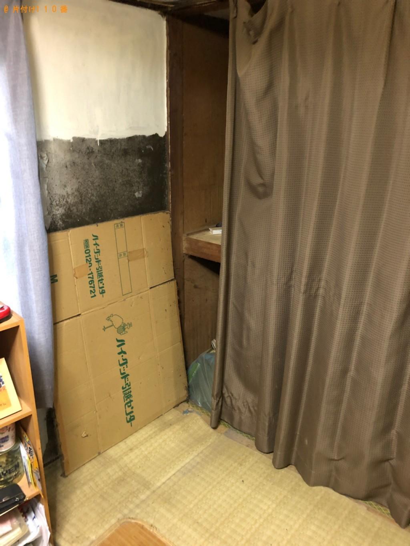 【伊勢市】タンス、クローゼット、小型家電の回収・処分ご依頼
