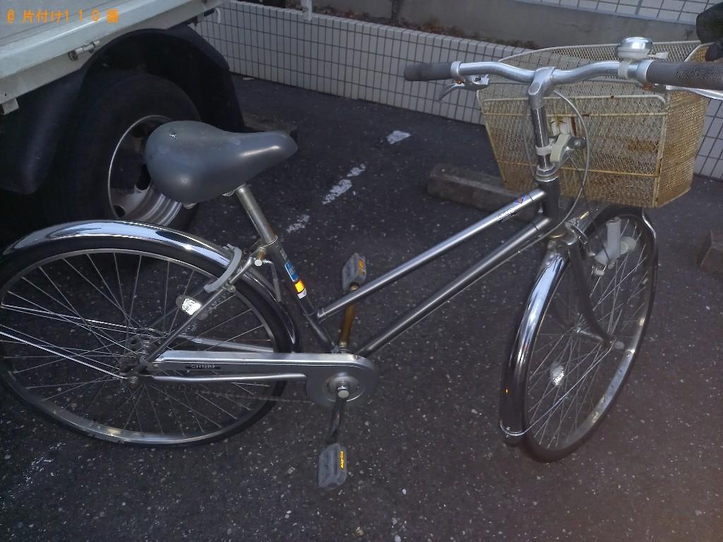 【伊勢市】自転車の回収・処分ご依頼 お客様の声