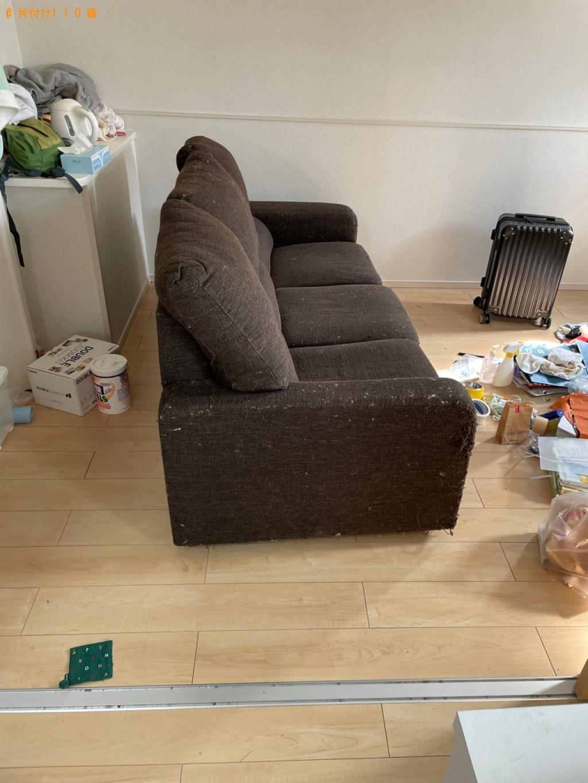 【伊勢市】食器棚、ソファー、洗濯機の回収・処分ご依頼 お客様の声