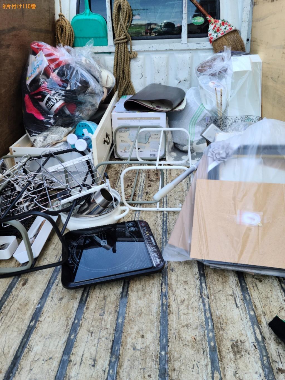 ベッドの引き出し部分、IH調理器、一般ごみ等の回収・処分ご依頼