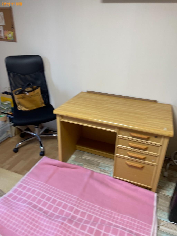 椅子、学習机の回収・処分ご依頼 お客様の声